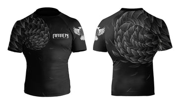 Power Pangolin Black - Raven Fightwear - US