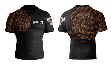 Power Pangolin Brown - Raven Fightwear - US
