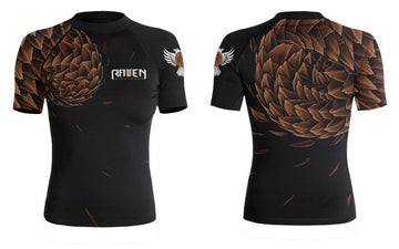 Power Pangolin Brown (women's) - Raven Fightwear - US