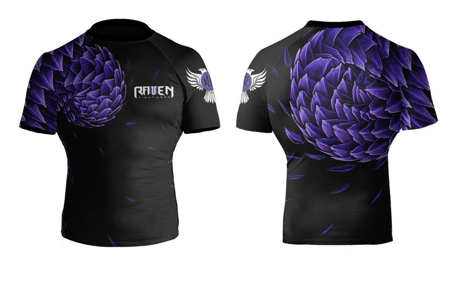 Power Pangolin Purple - Raven Fightwear - US