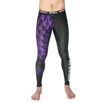 Power Pangolin Purple (Junior) - Raven Fightwear - US