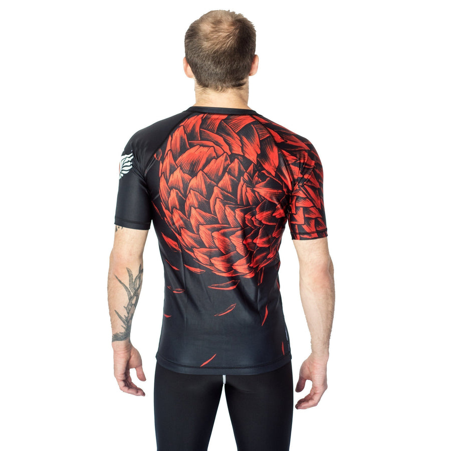 Power Pangolin Red - Raven Fightwear - US