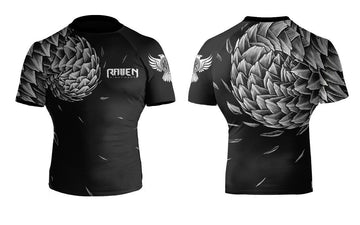 Power Pangolin White - Raven Fightwear - US