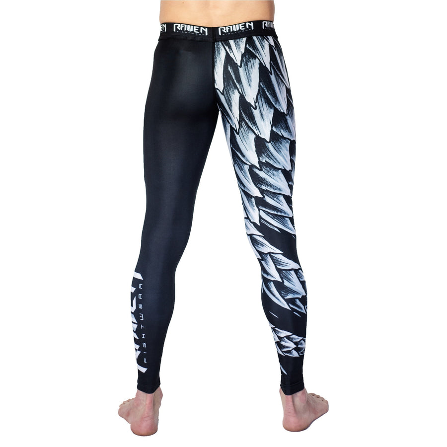 Power Pangolin White (Junior) - Raven Fightwear - US