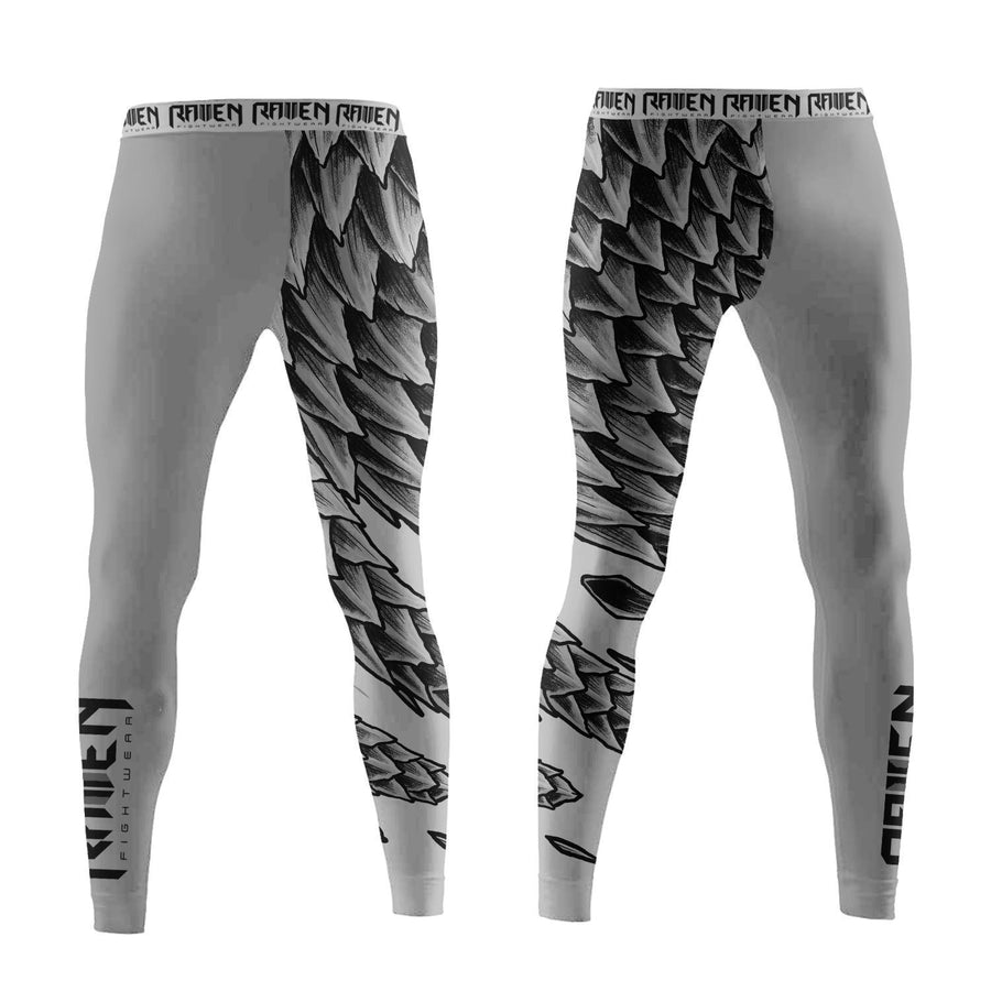 Power Pangolin White V2 (women's) - Raven Fightwear - US