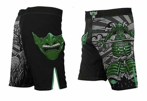 Samurai (Green) - Raven Fightwear - US