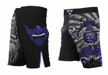 Samurai (Purple) - Raven Fightwear - US