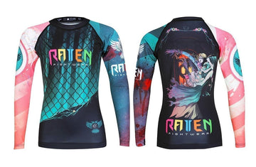 The Candy Rashguard (Junior) - Raven Fightwear - US