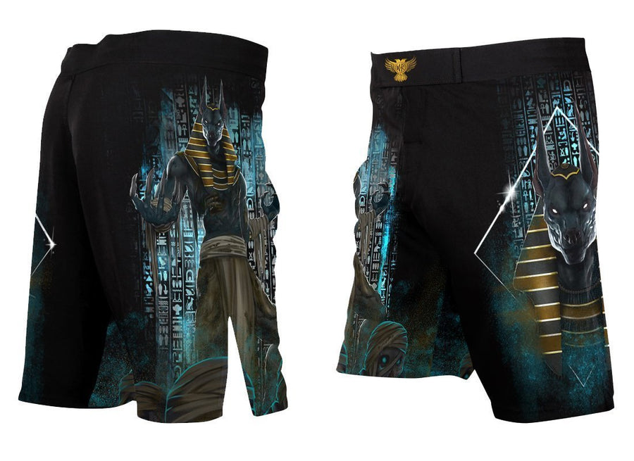 The Gods of Egypt - Anubis - Raven Fightwear - US