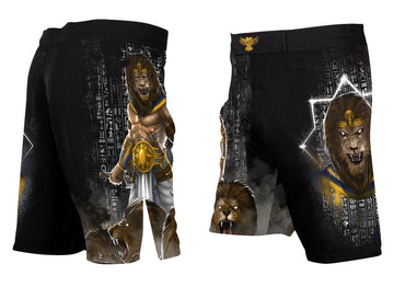 The Gods of Egypt - Maahes - Raven Fightwear - US