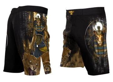 The Gods of Egypt - Sekhmet - Raven Fightwear - US