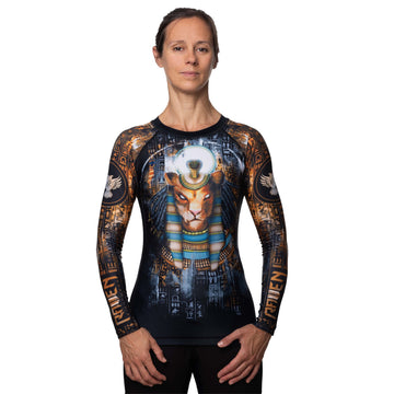 The Gods of Egypt - Sekhmet (Women's) - Raven Fightwear - US