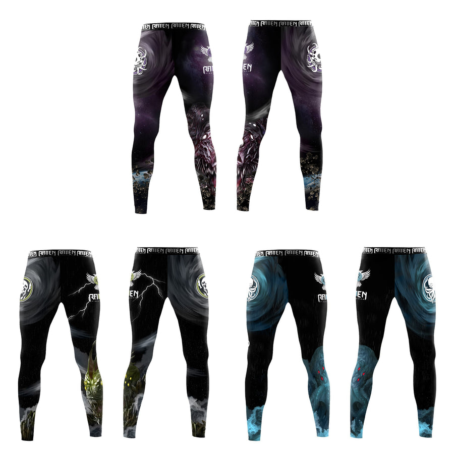 The Great Old Ones - Three Pack (women's) - Raven Fightwear - US