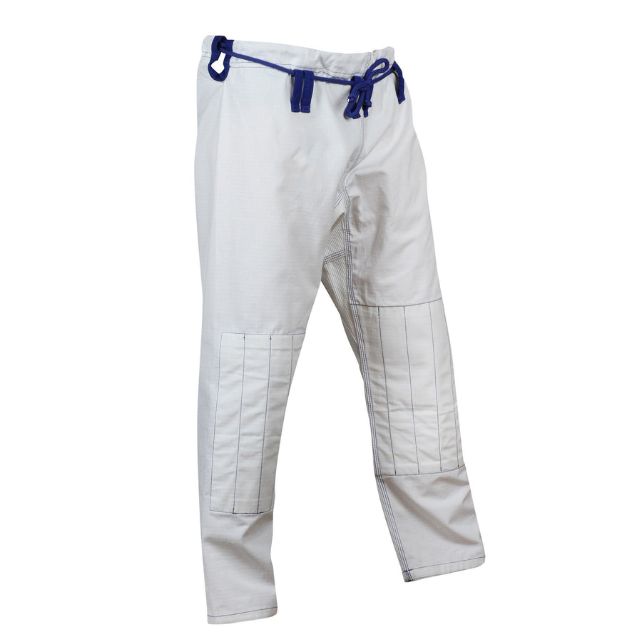White and blue ripstop pants - Raven Fightwear - US