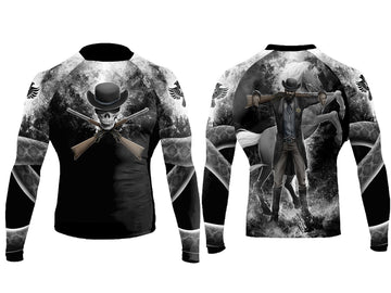Wild West - The Lawman - Raven Fightwear - US