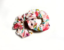 Scrunchie | Bright Spring Floral Hair Scrunchie