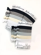 Classic Package - Set of 5 Elastic Hair Ties - Hair Ties - Top Knot Chicago