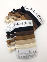 Neutral Package - Set of 5 Hair Ties - Hair Ties - Top Knot Chicago