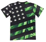 Green flag t-shirt