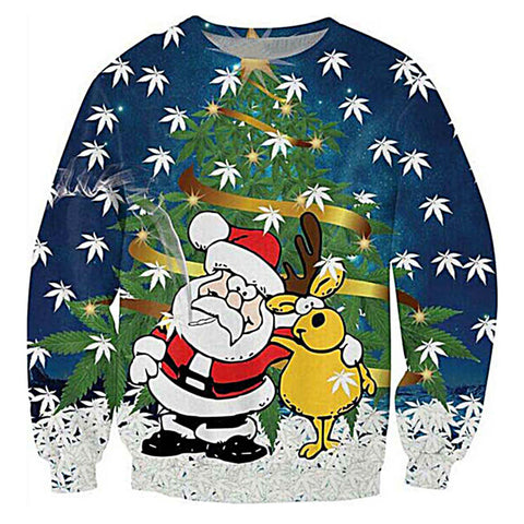 Christmas High Sweatshirt