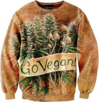 Go Vegan Sweatshirt