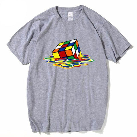 Melting Cube Shirt