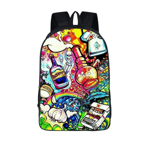 Narcotic Fantasy Backpack