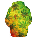 Colorful Leaves Hoodie