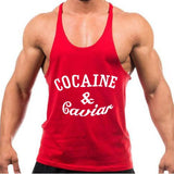 Cocaines & Caviar Tank Top