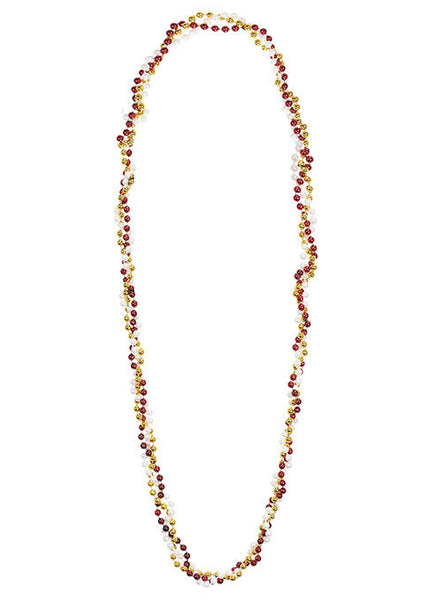 Redskins Twisted Beads