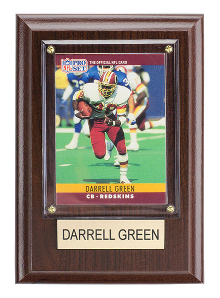 Redskins Darrell Green 4'' x 6'' Plaque