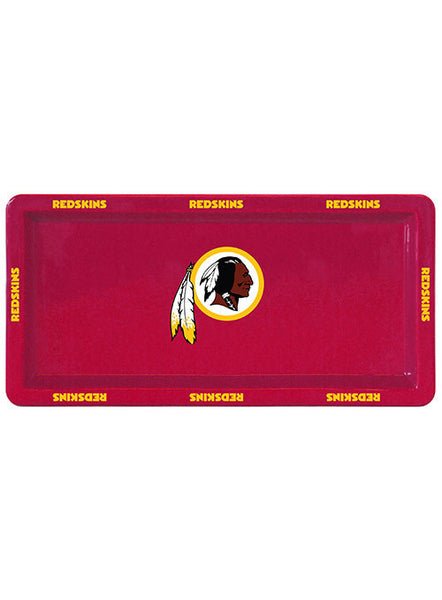 Redskins 14'' x 7''  Rectangular Gametime Platter