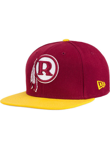 Redskins New Era 9FIFTY Retro Snapback Hat