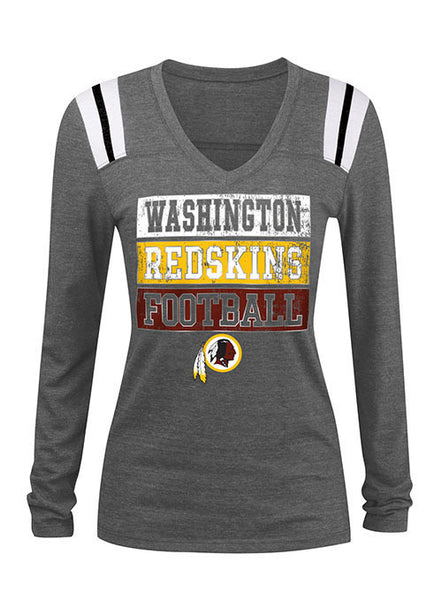 Ladies Redskins Cheer T-Shirt