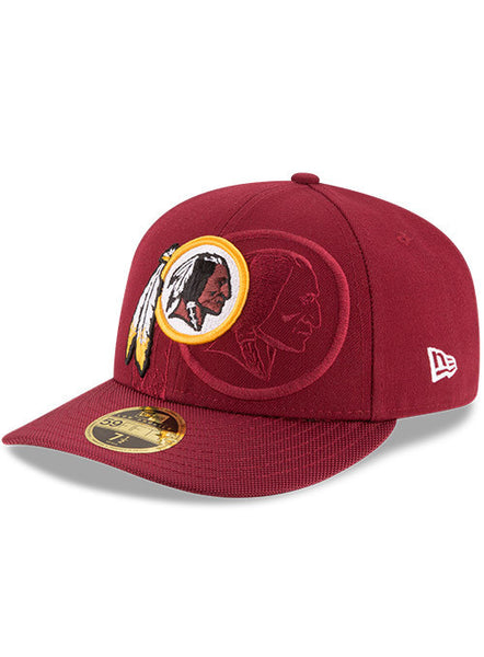 New Era Redskins 2016 Sideline 59FIFTY Hat