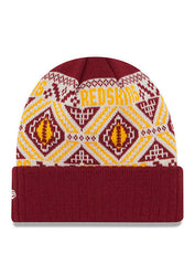 New Era Redskins Cozy Cuff Knit Hat