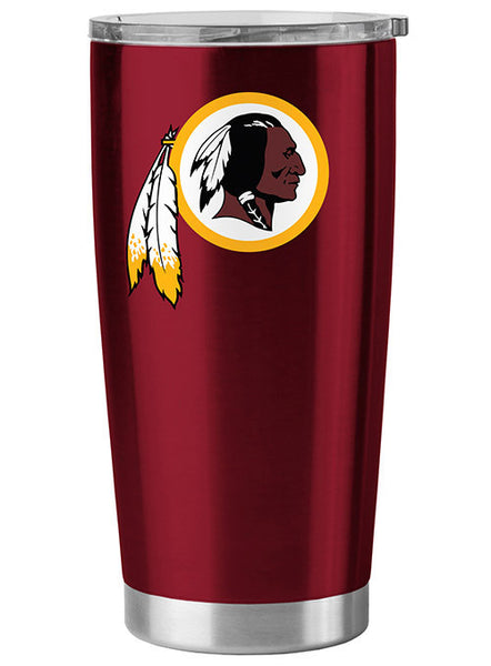 Redskins 20 oz. Stainless Steel Tumbler