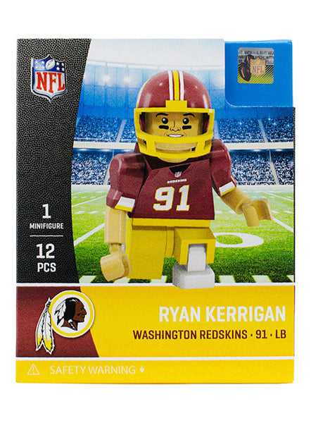 Redskins Ryan Kerrigan OYO Mini Figurine