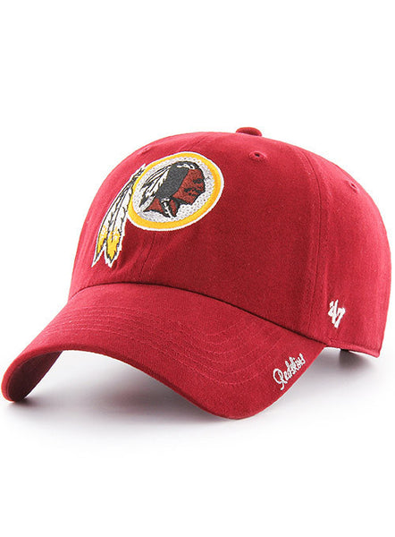 47 Brand Redskins Ladies Sparkle Hat  fdad705d87d