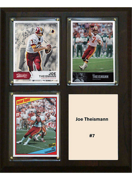 Redskins Joe Theismann 8