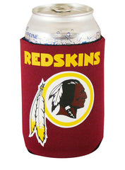 Redskins Collapsible Can Cooler