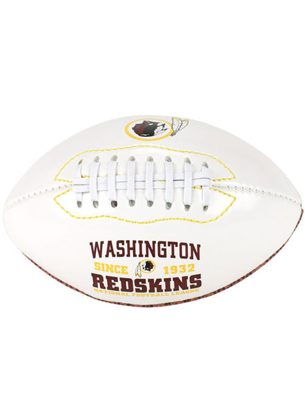 Redskins Mini Football