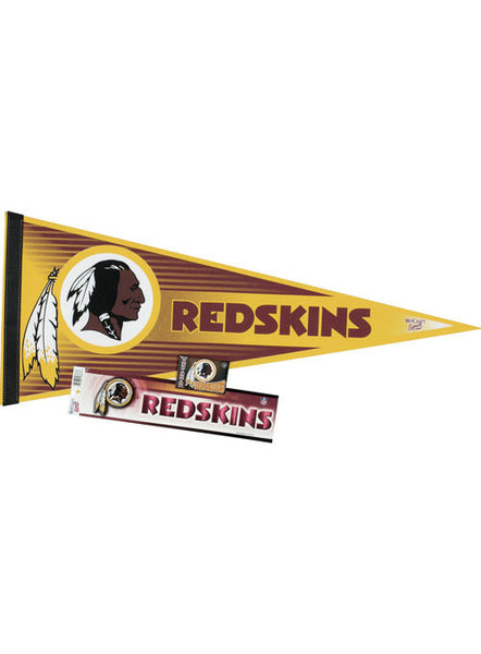 Redskins Fan Pack