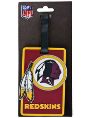 Redskins Luggage Tag