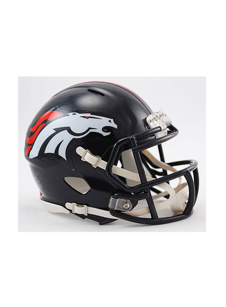 Broncos Mini Speed Helmet