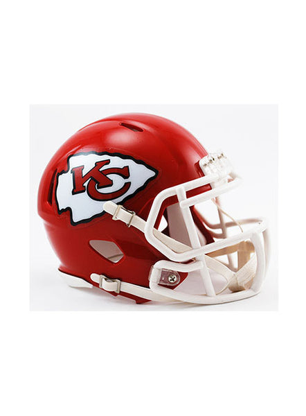 Chiefs Mini Speed Helmet