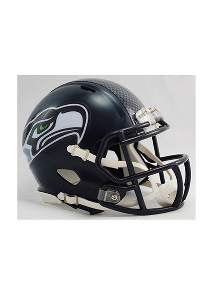Seahawks Mini Speed Helmet