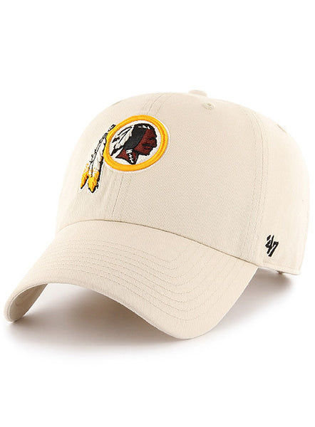 Redskins  47 Brand Clean Up Hat  4ea0fa1a8a7b