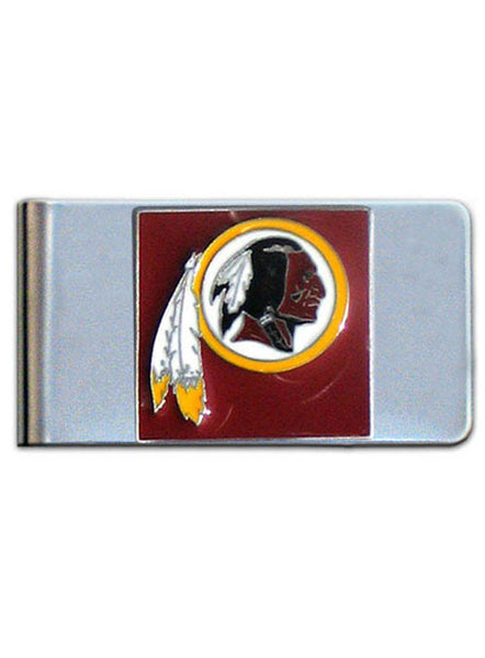 Redskins Money Clip