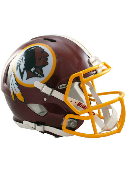 Riddell Redskins Speed Authentic Helmet